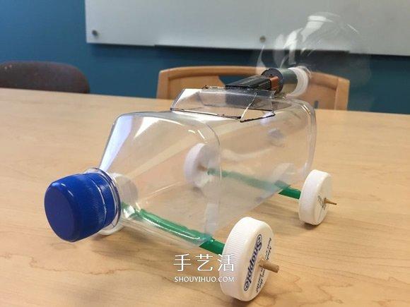 科技小制作:电动风力驱动小车