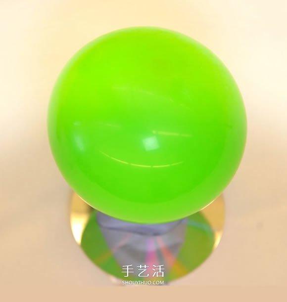 科技小制作:气球气垫船