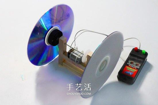 科技小制作:自制电动平衡车